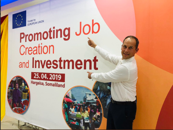 EU Promoting Job Creation and Investment Plan opens in Somaliland