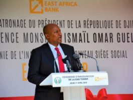 Dahabshiil International Group Chief Executive Officer Abdirashid Duale