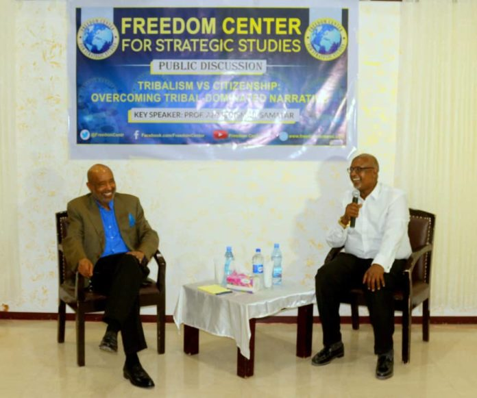 Somaliland:Freedom Centre for strategic organized a public discussion in Hargeisa about the