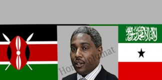 kenya assigns Phillip Githiora to establish the Kenyan mission in Hargeisa, Somaliland
