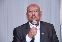 Chairman of Ucid Opposition party Eng.Faisal Ali Hussein