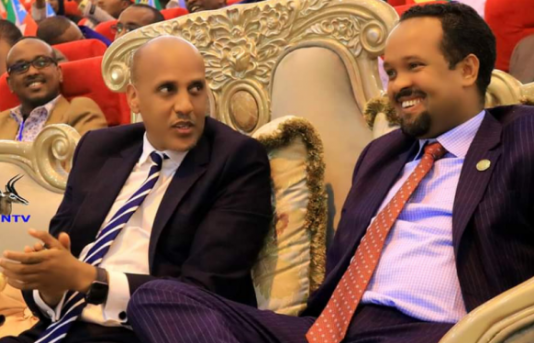 Shide and Cagjar, must fly with both wings, to catch up other Ethiopians!