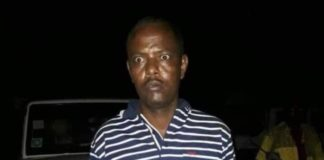 Breaking Former Head of Jail Ogaden arrested in Somalia and transferred to Ethiopia