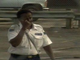 Still image from file video of Yusuf Abdi Ali NBCWashington
