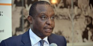 Treasury Secretary Henry Rotich. FILE PHOTO | NMG