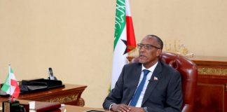Somaliland President Muse Bihi Abdi