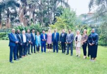 Somaliland delegation meets with International Partners in Nairobi