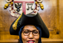 Councillor Rakhia Ismail has been chosen as Islington's Mayor for 2019 - 20 at Islington's Annual Council meeting (Thursday 16th May).