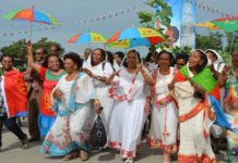 Eritrea Celebrates the 28th anniversary of Independence