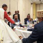 Ethiopia PM Abiy Ahmed hosts Iftar for Muslim Community