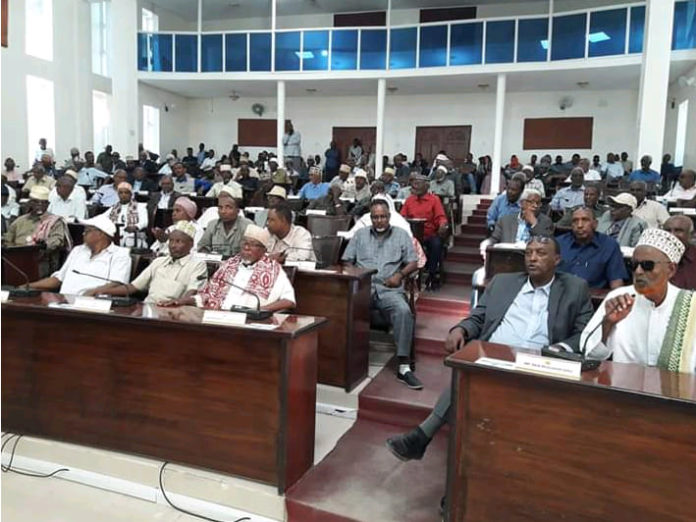 Somaliland Parlaiment opposed the the State of emergency on Sanaag Region