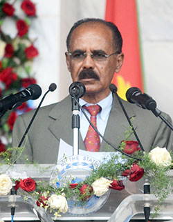 Keynote Address by President Isaias Afwerki, 28th Independence Anniversary Asmara, 24 May 2019.