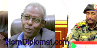 Eritrean delegation in Sudan to deepen bilateral relations