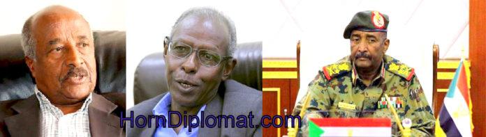 Eritrean delegation in Sudan to deepen bilateral relations