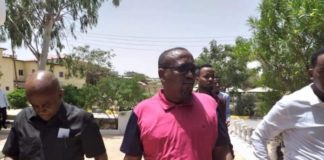 Somaliland Freed the detained MP Mohamed Ahmed Dhakool