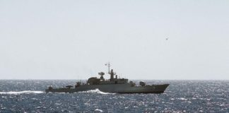 Djibouti denies presence of Iran warships in its territorial waters