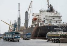 UAE has invested heavily in Somaliland's Berbera sea port [AFP]