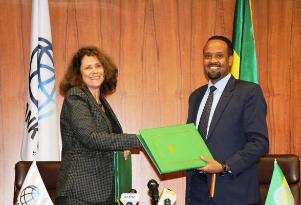 Ethiopia, World Bank Sign $350m Financing Agreement