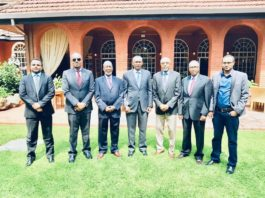 Somaliland FM Meets with Executive Secretary of IGAD and Kenyan Secretary of Trade