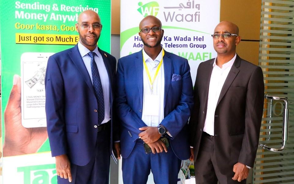 Telesom Group Shines at Somaliland Banking and Finance Conference