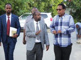 Somalia will not participate Consensus Building Meeting in Nairobi-Villa Somalia Chief of Staff