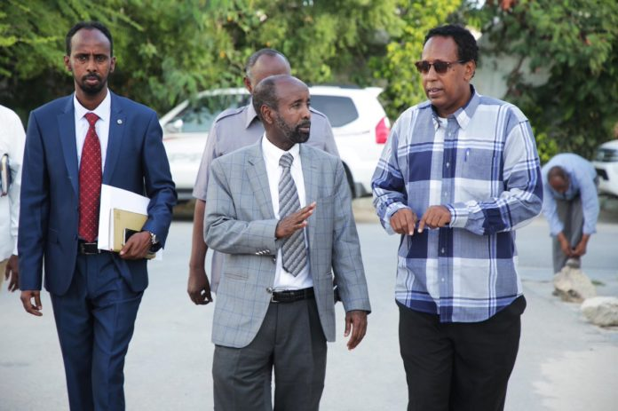 Somalia will not participate Consensus Building Meeting in Nairobi-Villa Somalia Chief of Staff
