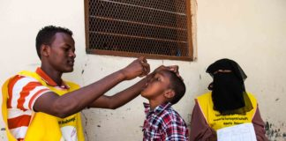 WHO and UNICEF Somalia and partners call on all Somalis to vaccinate children against polio
