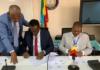 Somaliland Ministry of Energy signs MOU with Mekkele university