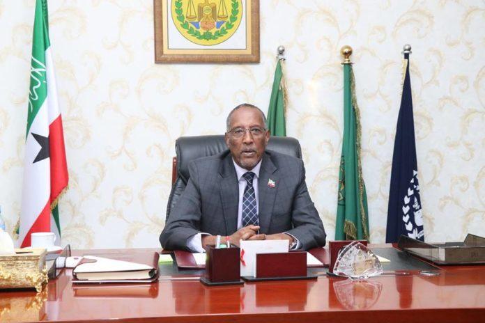 Somaliland president pardons 19 pirates transferred from Seychelles