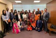"""Somaliland SDG16+ Coalition is in New York to present to the UN High-Level Political Forum """"Somaliland SDG16+ Progressive Report"""
