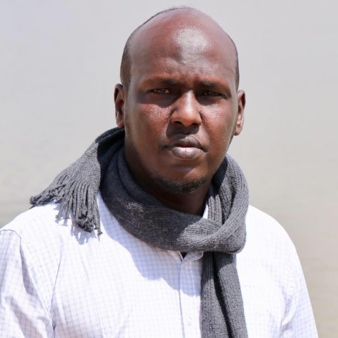 Somaliland journalist Abdimalik Oldonsentenced to 3 years and half in Prison