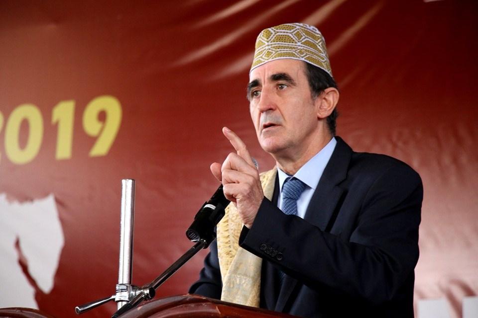 EU Ambassador to Somalia Nicolás Berlanga Martinez