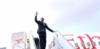 Somaliland President Departed to Guinea-Conakry on state-visit