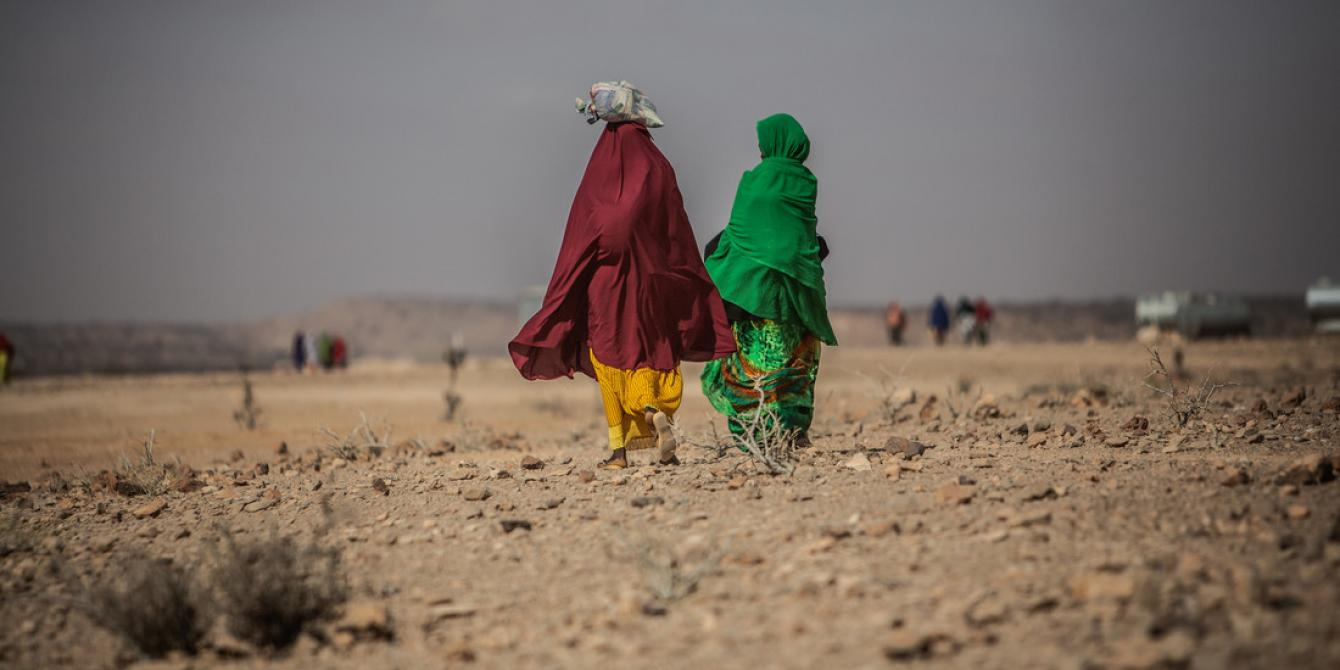 Oxfam:15 million people need humanitarian aid as drought hits parts