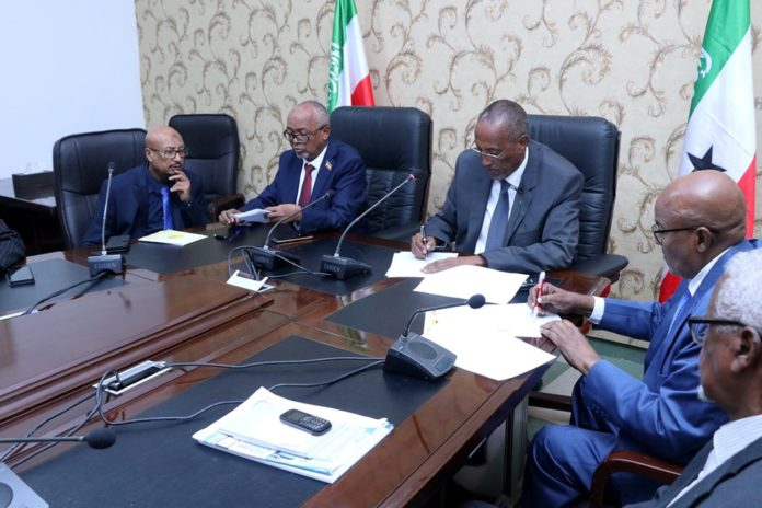 Somaliland Political Parties Reach Landmark Accord on Elections