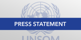 UNSOM Press Statement
