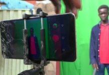 Meet Nigerian teens make sci-fi films with smartphones