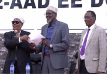 Somalia:Jubbaland Parliament Elects new speaker