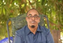 Somali police and international police known as (Interpol) have arrested Jubaland security minister Mr. Abdirashid Hasan Nur a.k.a. Janan