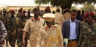 Somalia: Government reshuffles top security officials