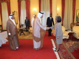 Ethiopian President Meets Qatari FM, discusses bilateral relations