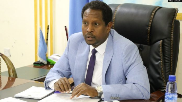 Mogadishu mayor dies after attack in office