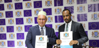 Somalia, EU Signs €23 million inclusive support and sustainable developments Project of Mogadishu and Berbera