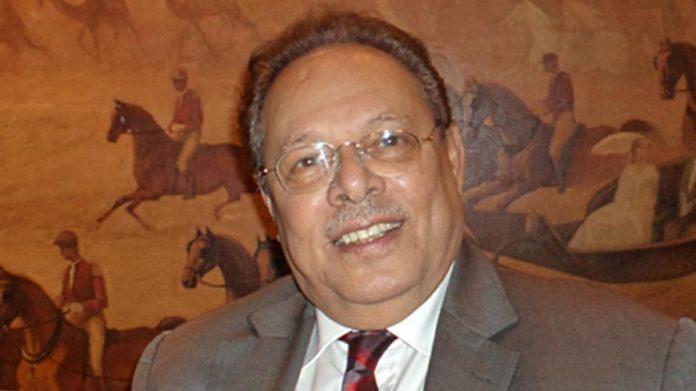 Ali Nasir Former President of Aden