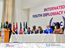 Somaliland Delegates Attend the 5th Annual International Youth Diplomacy Conference in Accra, Ghana