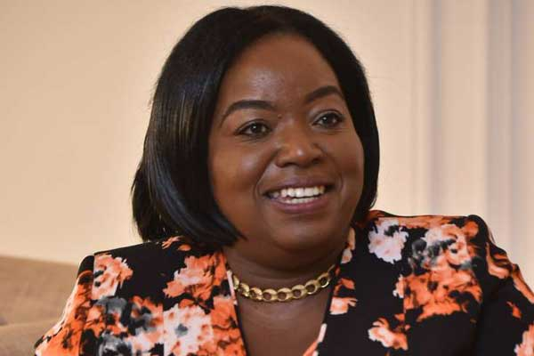 Foreign Affairs Cabinet Secretary Monica Juma . FILE PHOTO | NATION MEDIA GROUP