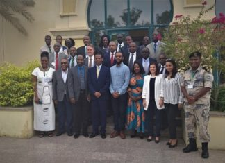 2ND MEETING OF IGAD TASK FORCE ON THE RED SEA AND GULF OF ADEN