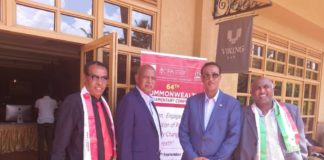 Somaliland MPS Attend 64th Commonwealth Parliamentary in Kampala