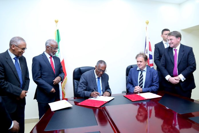 Somaliland, UK Signs Energy pact to address high costs of electricity
