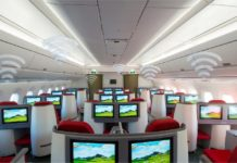 Ethiopian Airlines Launches Onboard Wi-Fi service